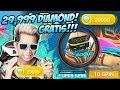 BUKA AUTO SULTAN FREE FIRE BISA DAPETIN 29,000 RIBU DIAMOND!