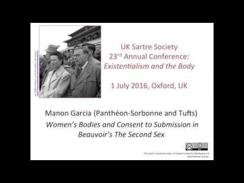 Women's Bodies and Consent to Submission... Manon Garcia (Panthéon-Sorbonne and Tufts)
