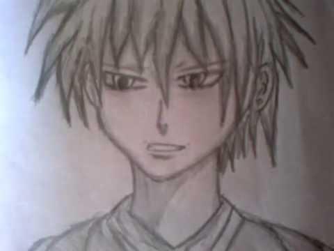 My best anime drawings