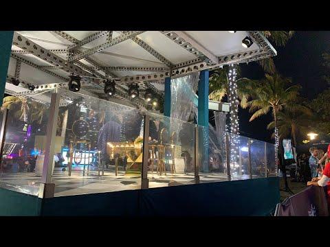 Super Bowl LIV Miami South Beach Live Friday Night Zennie62 YouTube