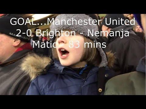 Manchester United v Brighton | Match Day Vlog | FA Cup Quarter Final | 17.03.2018