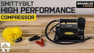 Jeep Wrangler Smittybilt High Performance Compressor (1987-2018 YJ, TJ, JK & JL) Review & Install