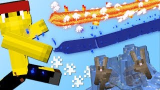 Die gefährlichsten Kräfte! (Wirbelsturm, Feuer- und Wasser Effekte) - Mod Vorstellung