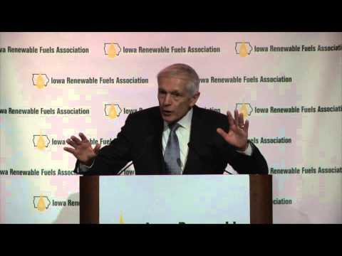 2015 Iowa Renewable Fuels Summit - General Wesley Clark