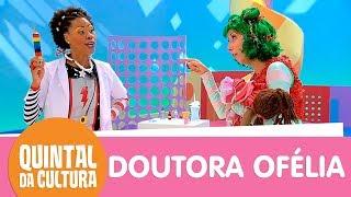 A Aninha nao gosta da comida da Doroteia Quintal da Cultura