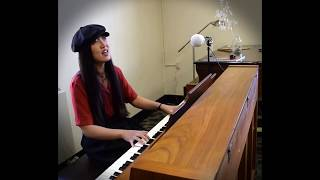 Fats Waller - I'm Gonna Sit Right Down and Write Myself A Letter, solo piano & vocals by Hanna PK