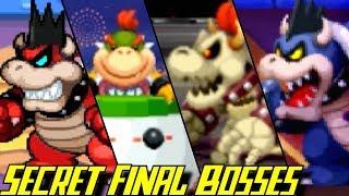 Evolution of Secret Final Bosses in Mario & Luigi Games (200...