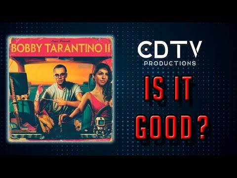 "Logic ""Bobby Tarantino 2"" Album Review - IS IT GOOD?"