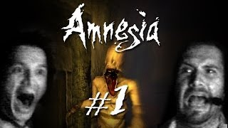Thumbnail für das Amnesia: The Dark Descent Let's Play