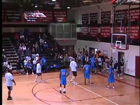 Harlem Legends Basketball Exhibition