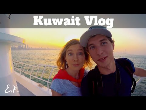 TRAVEL VLOG | Kuwait #6 Weather, food and something else