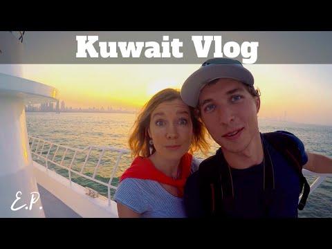 TRAVEL VLOG | Kuwait #6 Weather, food and something else