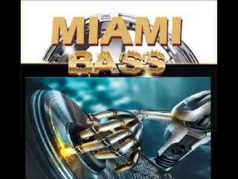 Miami Bass Classics Top 40  By Eduardo DJ