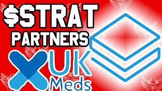 Stratis Partners With UK Meds! ($STRAT)