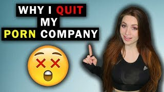 Why I Quit My Porn Company (and what it was) | RedheadRedemption