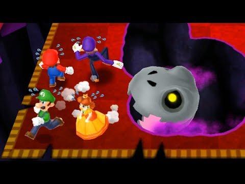 Mario Party: Island Tour All Minigames