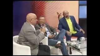 Entrevista Espositivo Oscar d'Leon, William Briceño y Argenis Carruyo en vivo
