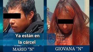 Presuntos feminicidas de Fátima ya están en cárceles de la CDMX