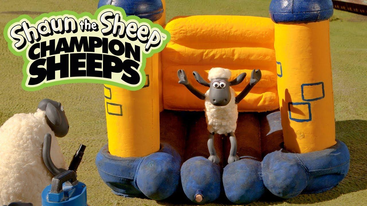 ChampionSheeps - Trampoline [Shaun the Sheep]