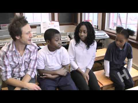Interview: Student Musicians at Patrick Henry Academy