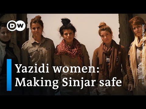 The Yazidi women