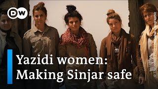 The Yazidi women who clear 'IS' landmines from Iraq's Sinjar | DW News