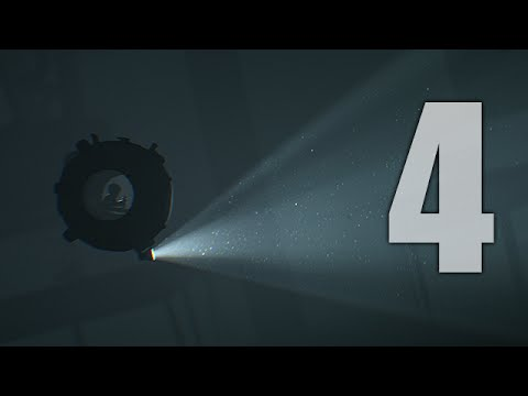 Playdead's INSIDE (PC) Gameplay Walkthrough Part 4: Submarine Underground  City (HD)