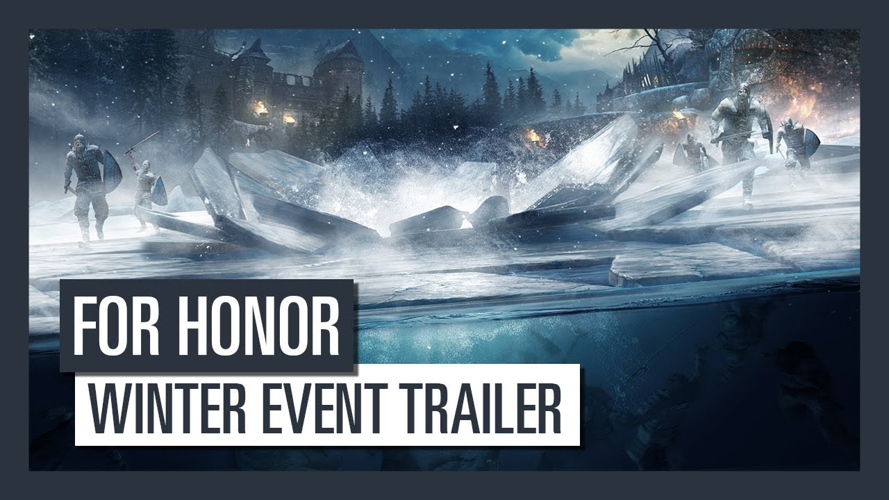 For Honor Winter Event Adds 2 vs 2 Brawl Mode - PlayStation