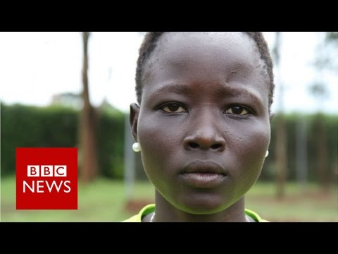 Team Refugee: The refugee camp runners aiming for Rio Olympics - BBC News