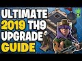 Gambar cover THE ULTIMATE NEW TH9 UPGRADE GUIDE! - Clash of Clans