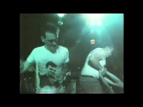 The Smiths   Hand In Glove Glasgow Barrowlands 1985