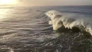 Venice Beach Morning Waves
