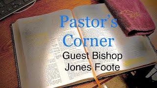 Pastor's Corner.www.bethelapostolic.org