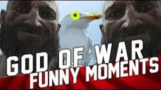 God of War 4 || Funny Moments|| and Fails || gameplay