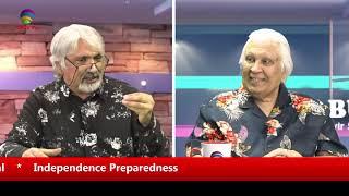 Is India dealing threats from China, Pakistan \u0026 Nepal? Tahir Gora\u0026Dr Sharda in Brain Burst @TAG TV 
