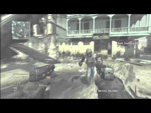 MW3 Infection 2 full hours of Gameplay