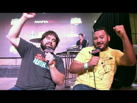 Dave Talks With Andy Signore Of Screen Junkies