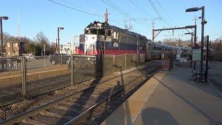 Denville Railfanning 4/18/18 Part 3