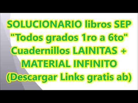links-descarga-2020-2021-solucionario-libros-sep,-ejercicios-y-material-infinito-y-mas...