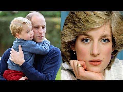 Prince William Reveals Prince George's New Hobby And It Was Diana's Favorite Too