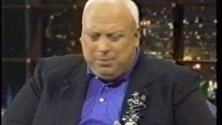 Divine on The Late Show 1988