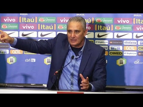 England 0-0 Brazil - Tite Full Post Match Press Conference
