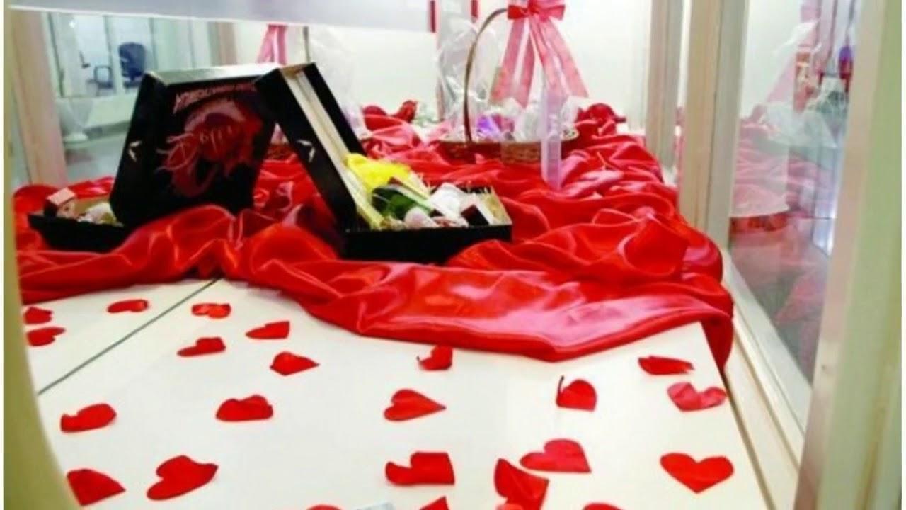 Decoraç u00e3o Dia Dos Namorados Quarto YouTube -> Como Decorar Quarto Pro Dia Dos Namorados