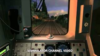 Train Simulator 2014 - Class 150/2 - Camforth - Lancaster - WCML Over Shap