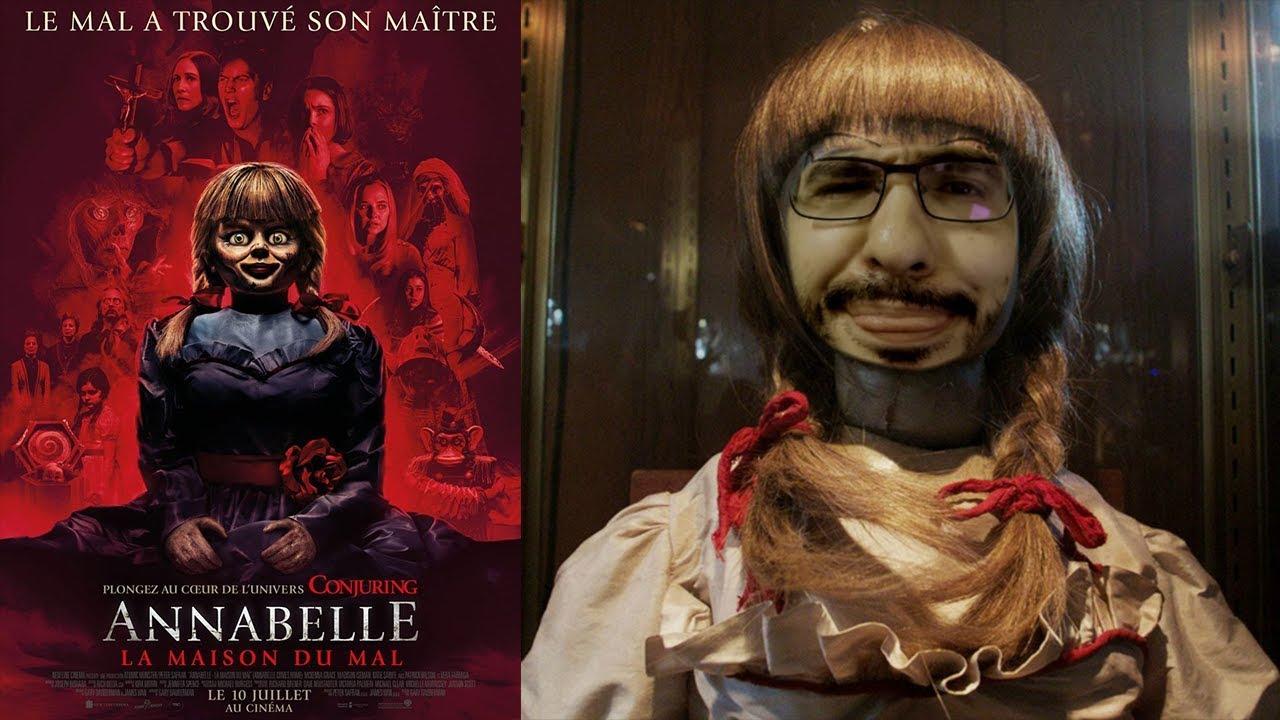 Annabelle La Maison Du Mal Streaming Hd Vf Film Complet Gratuit