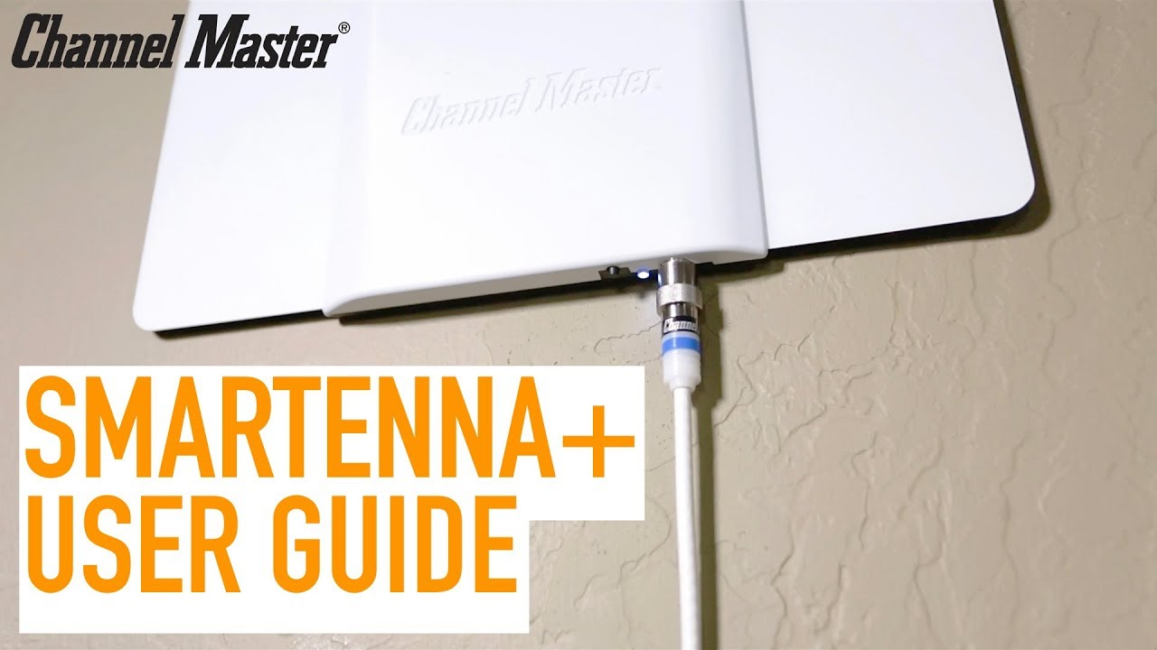 Smartenna+ User Guide - Installation & Smart-Optimization