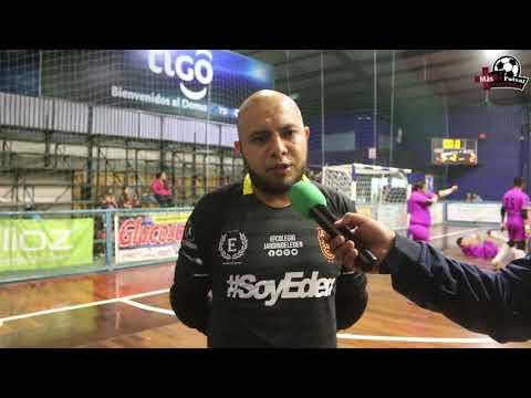 Diego Medrano Jugador De Edén United FSC Gerona