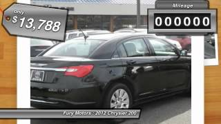 2012 Chrysler 200 St. Paul MN Q10219