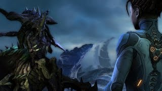 StarCraft II: Heart of the Swarm Bonus Footage