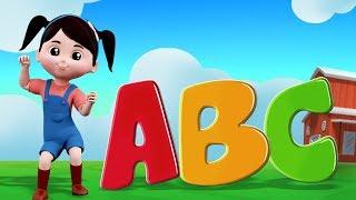 ABC canção | aprender o alfabeto | alfabeto em português | ABC Song in Portuguese